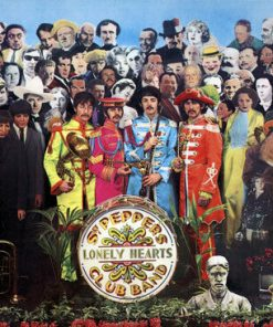 The Beatles Mindbogglers - 1000 Piece Jigsaw Puzzle By Hinkler