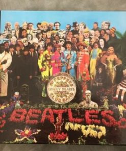 The Beatles Mindbogglers - 1000 Piece Jigsaw Puzzle By Hinkler 1