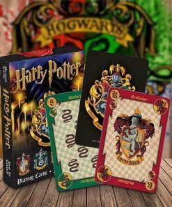 Harry Potter Playing Cards 1